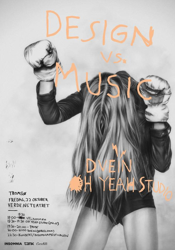 Design vs. Music