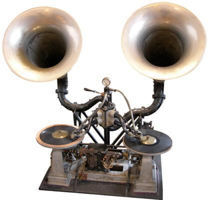 DJ Mixer / Cross Fader, 1910 | Retronaut