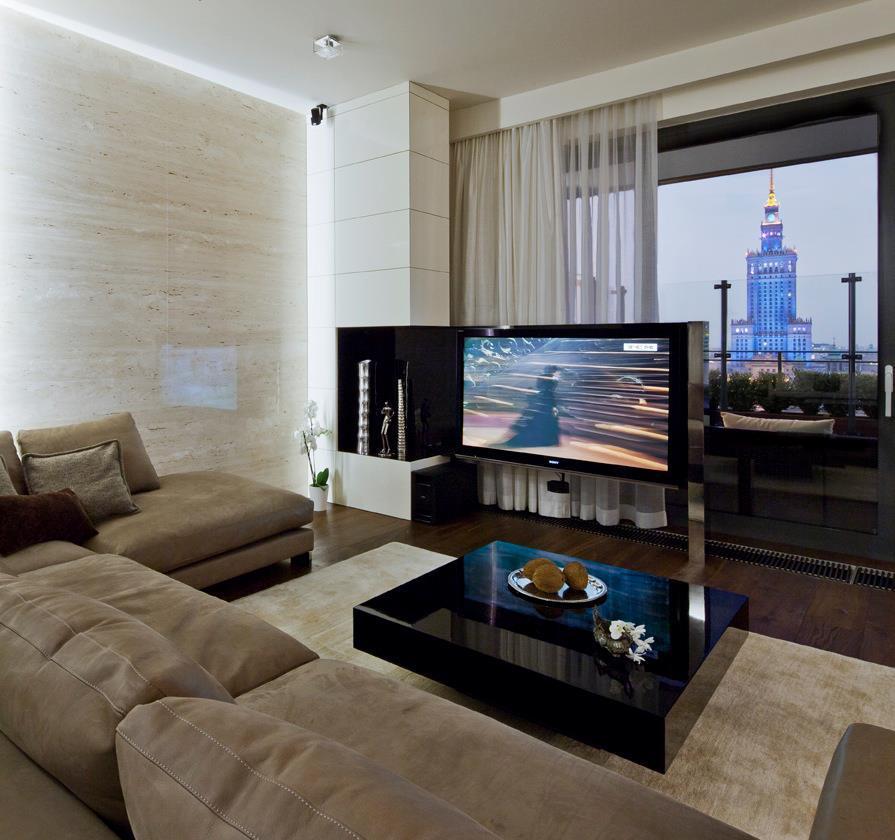 Small But Luxurious Poland Apartment