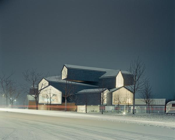 Architecture Photography by Aron Lorincz