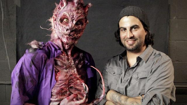 Alice in Zombieland   Gallery   Face Off   Syfy