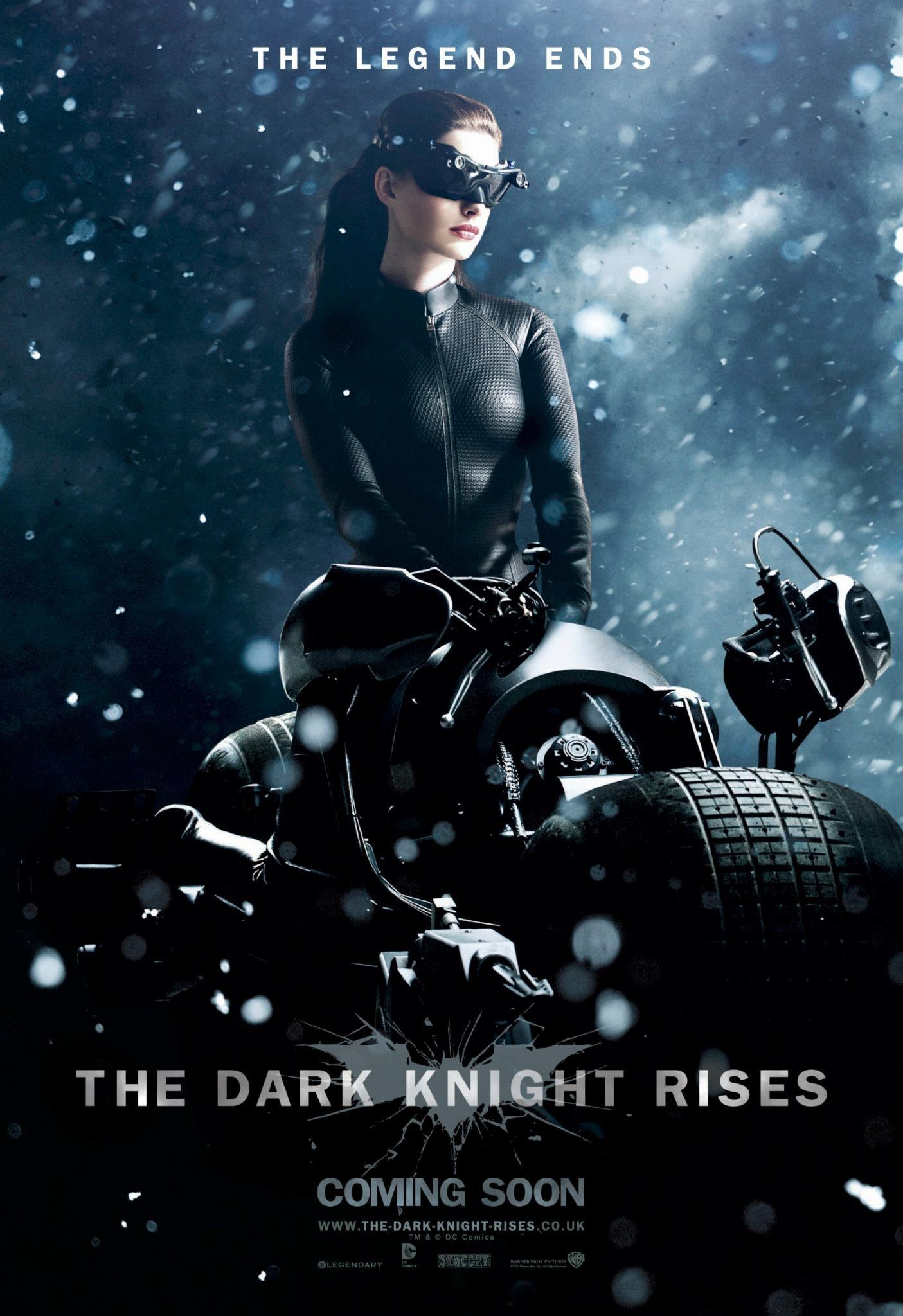 The Dark Knight Rises: Mega Image Sized Movie Poster - Internet Movie Poster Gallery Prix