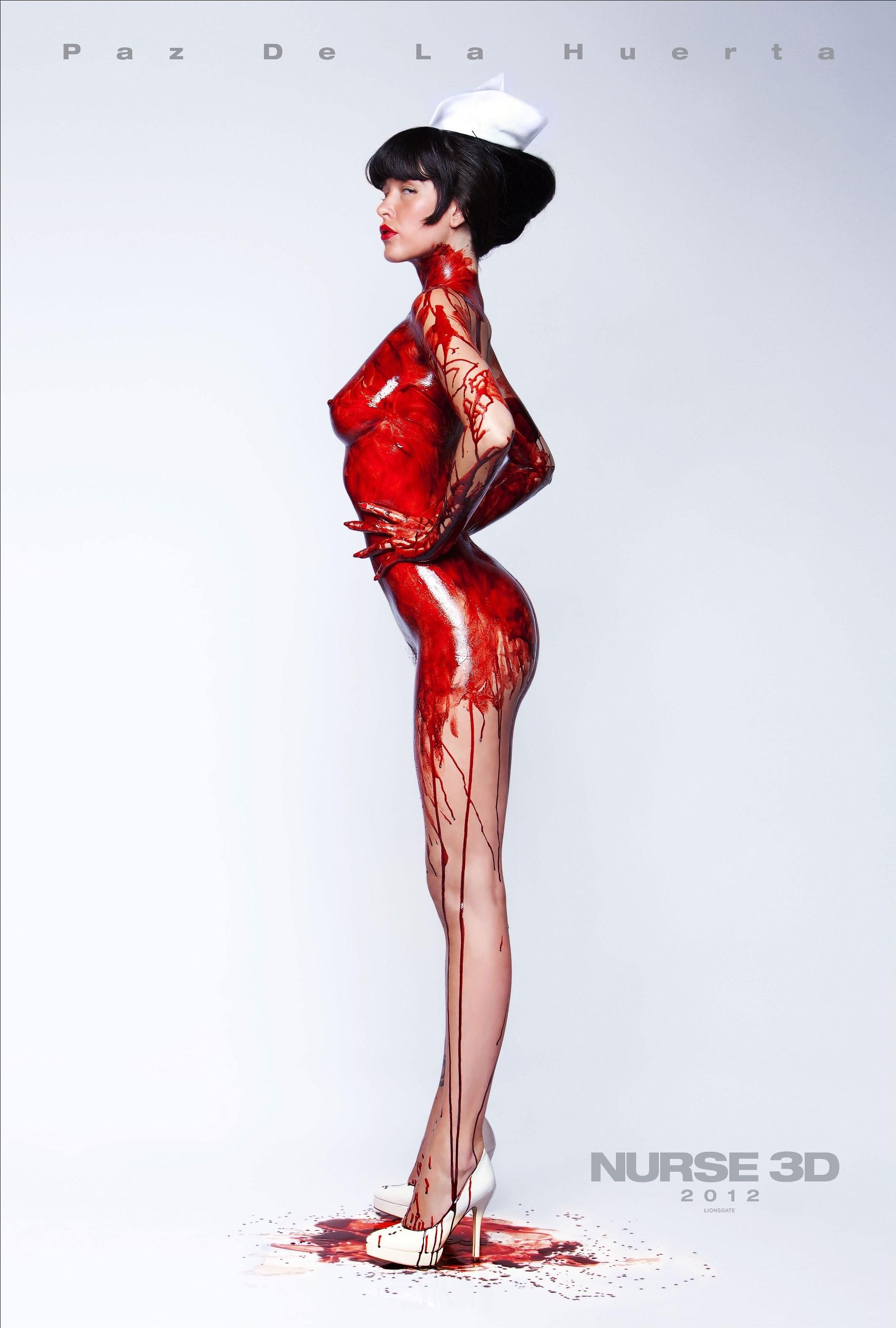 Nurse 3-D: Mega Image Sized Movie Poster - Internet Movie Poster Gallery Prix