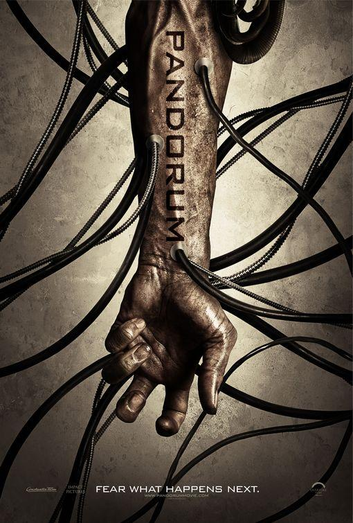 Affiche du film Pandorum # 2 - Internet Movie Poster Gallery Prix