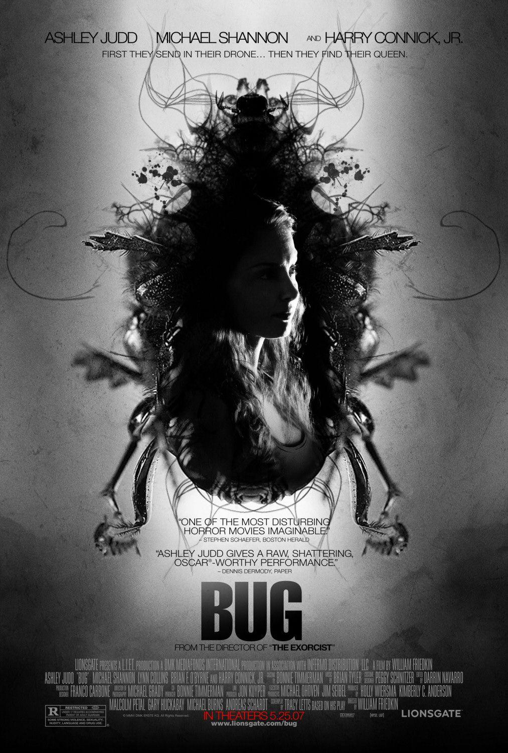 Bug: Extra Large Image Movie Poster - Internet Movie Poster Gallery Prix