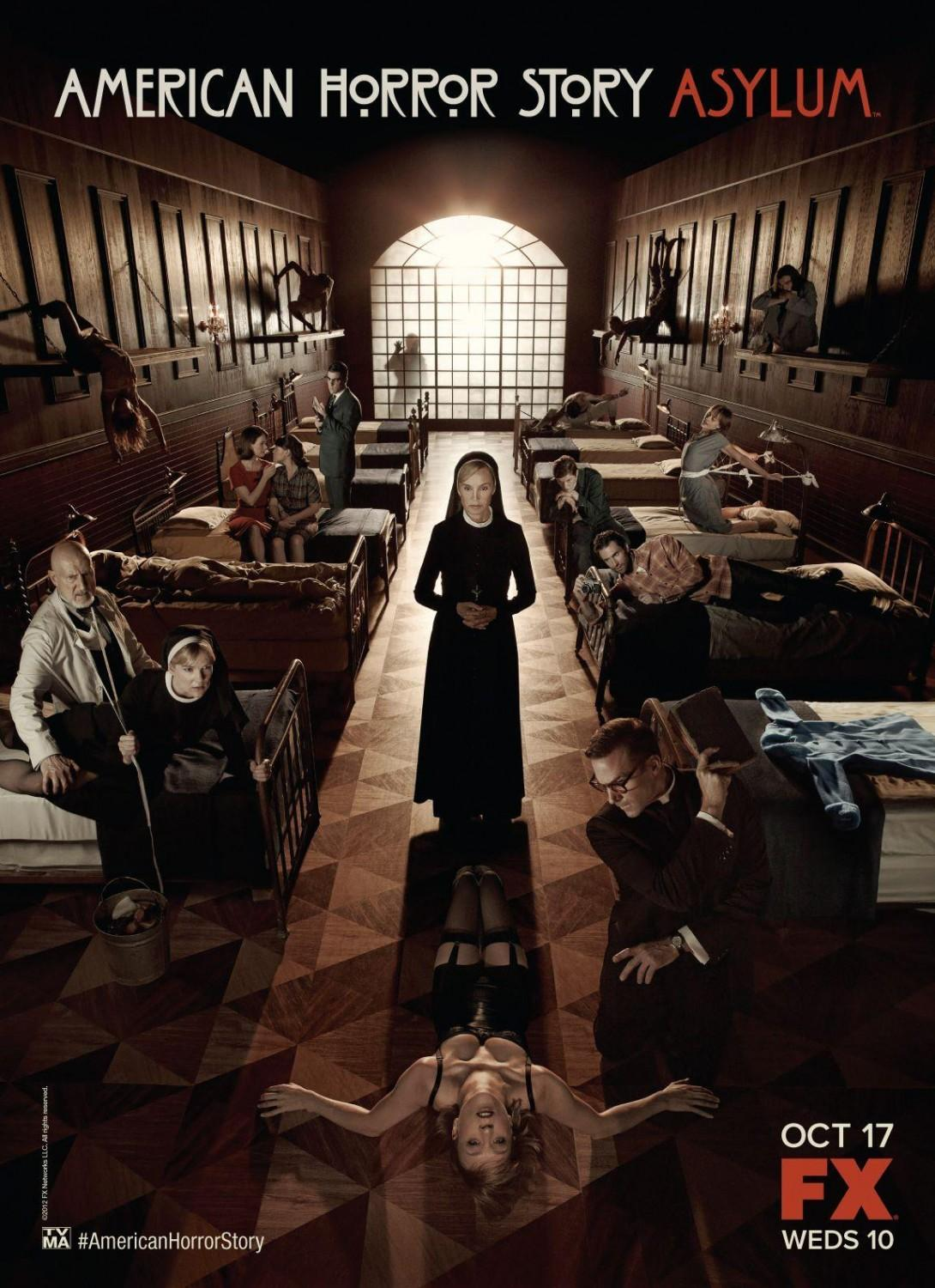 American Horror Story: Extra Large Image Movie Poster - Internet Movie Poster Gallery Prix