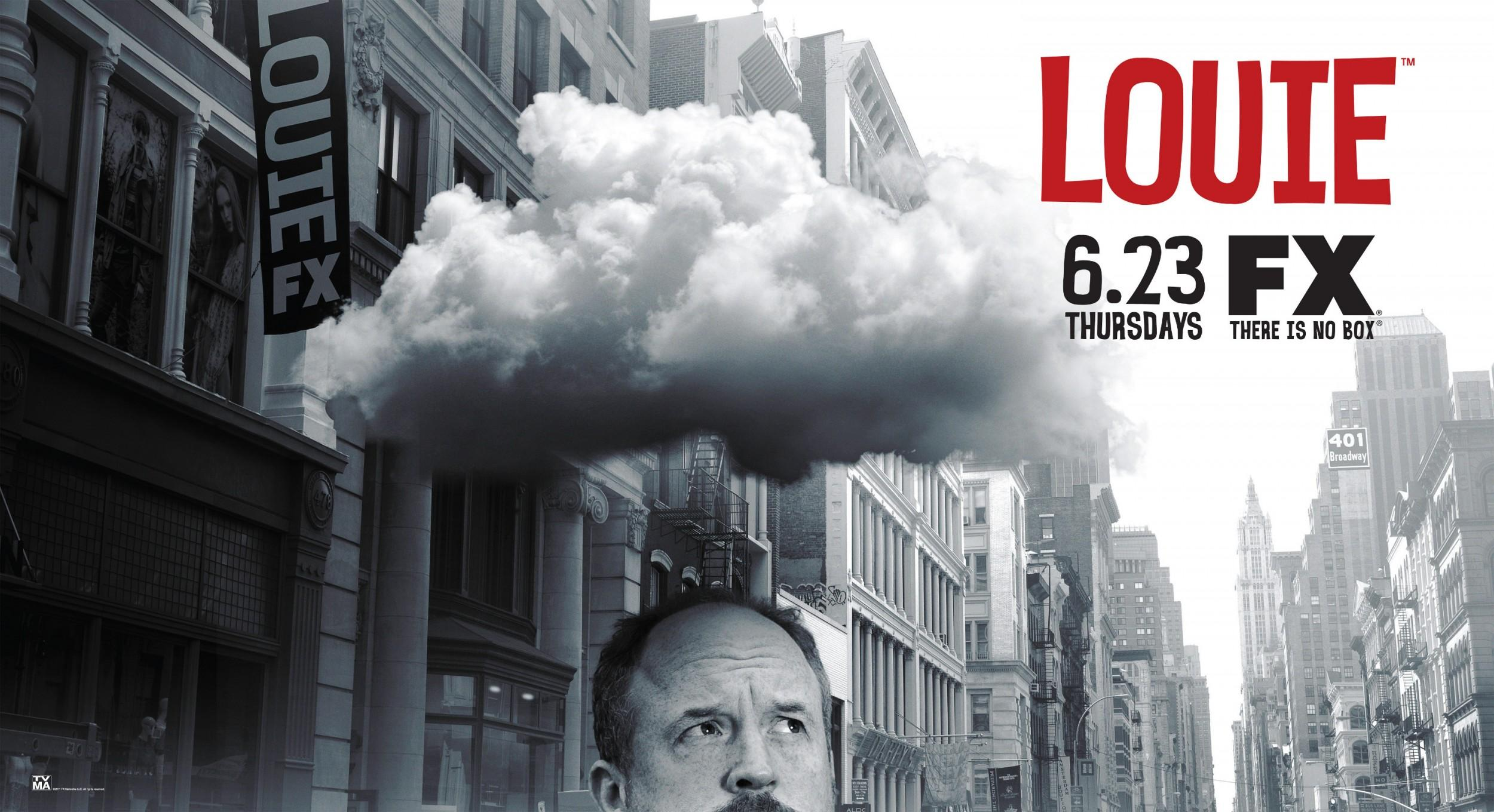 Louie: Mega Image Sized Movie Poster - Internet Movie Poster Gallery Prix