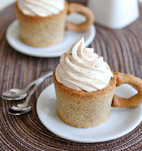 Fancy - Cake Coffee Cups