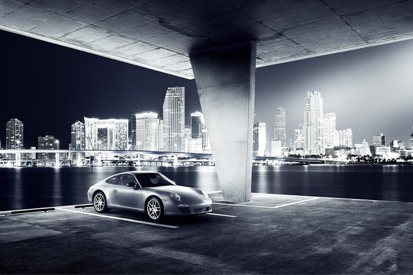 Automotive Photographs by Ivan Nava | Abduzeedo | Graphic Design Inspiration and Photoshop Tutorials