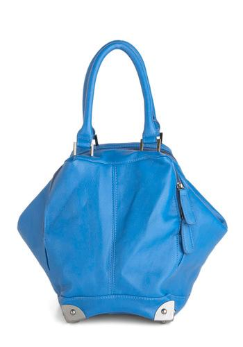 Publicity Photos Bag in Royal Blue | Mod Retro Vintage Bags | ModCloth.com