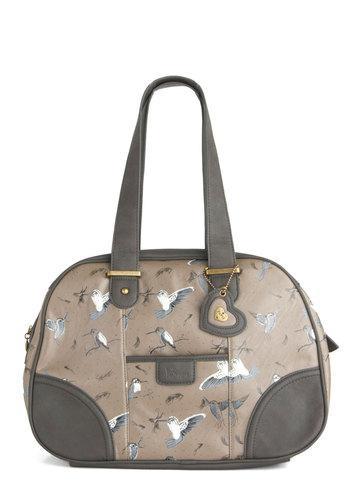 Up-and-Hummingbird Bag | Mod Retro Vintage Bags | ModCloth.com