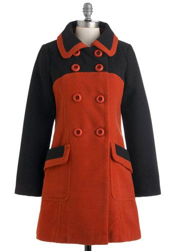 Ivy League Reunion Coat | Mod Retro Vintage Coats | ModCloth.com