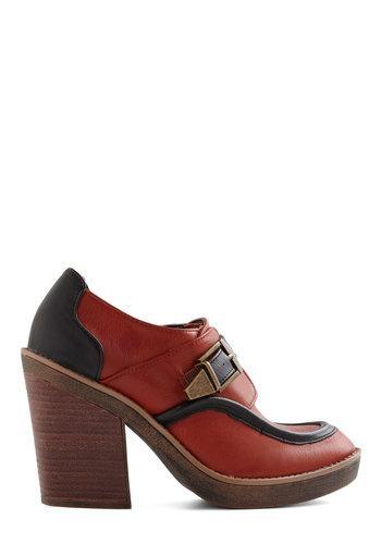 Across the Gourd Heel | Mod Retro Vintage Heels | ModCloth.com