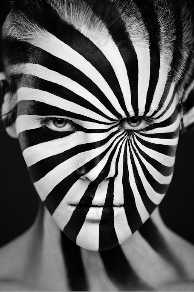 Illustrations Visage - Fubiz ™