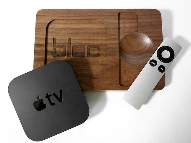 Bloc - the Perfect Compliment to your Apple TV | Fancy Crave