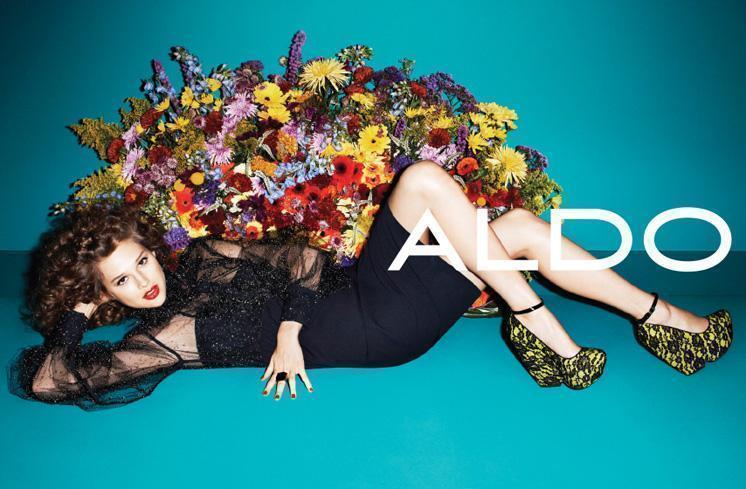 Anais Pouliot by Terry Richardson