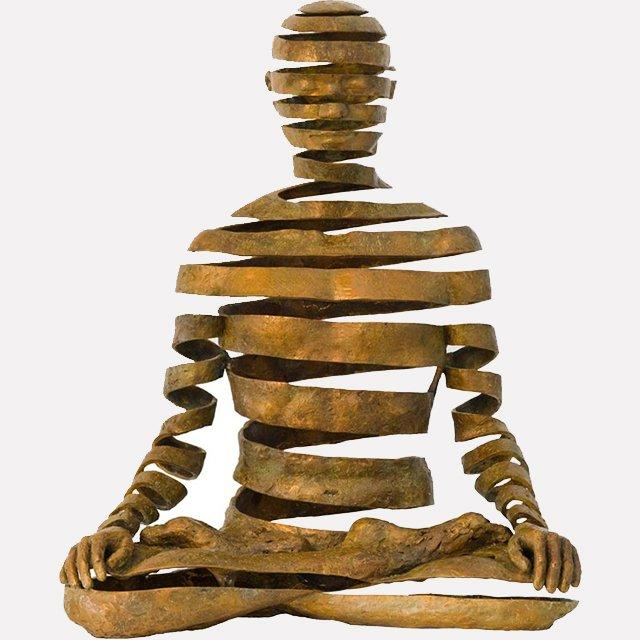 Appearance/Emptiness Sculpture by Sukhi Barber | Fancy Crave