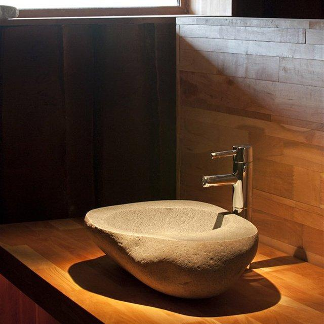 Natural Rock Vanity Vessel | Fancy Crave
