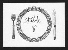 Escort Cards - Wedding Trends - Etsy