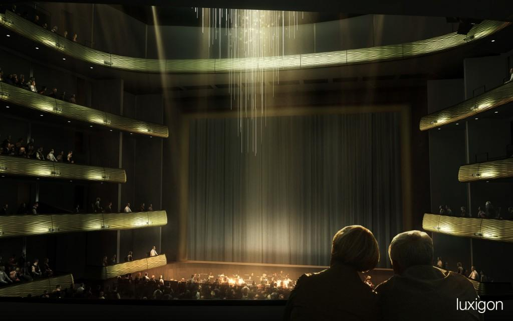 Opera - Dallas, États-Unis «LUXIGON