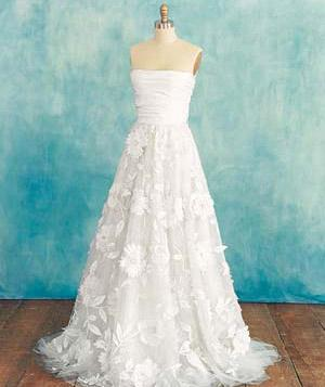 Wedding Dresses: How to Choose the Perfect Dress for Your Body Type | RealSimple.com