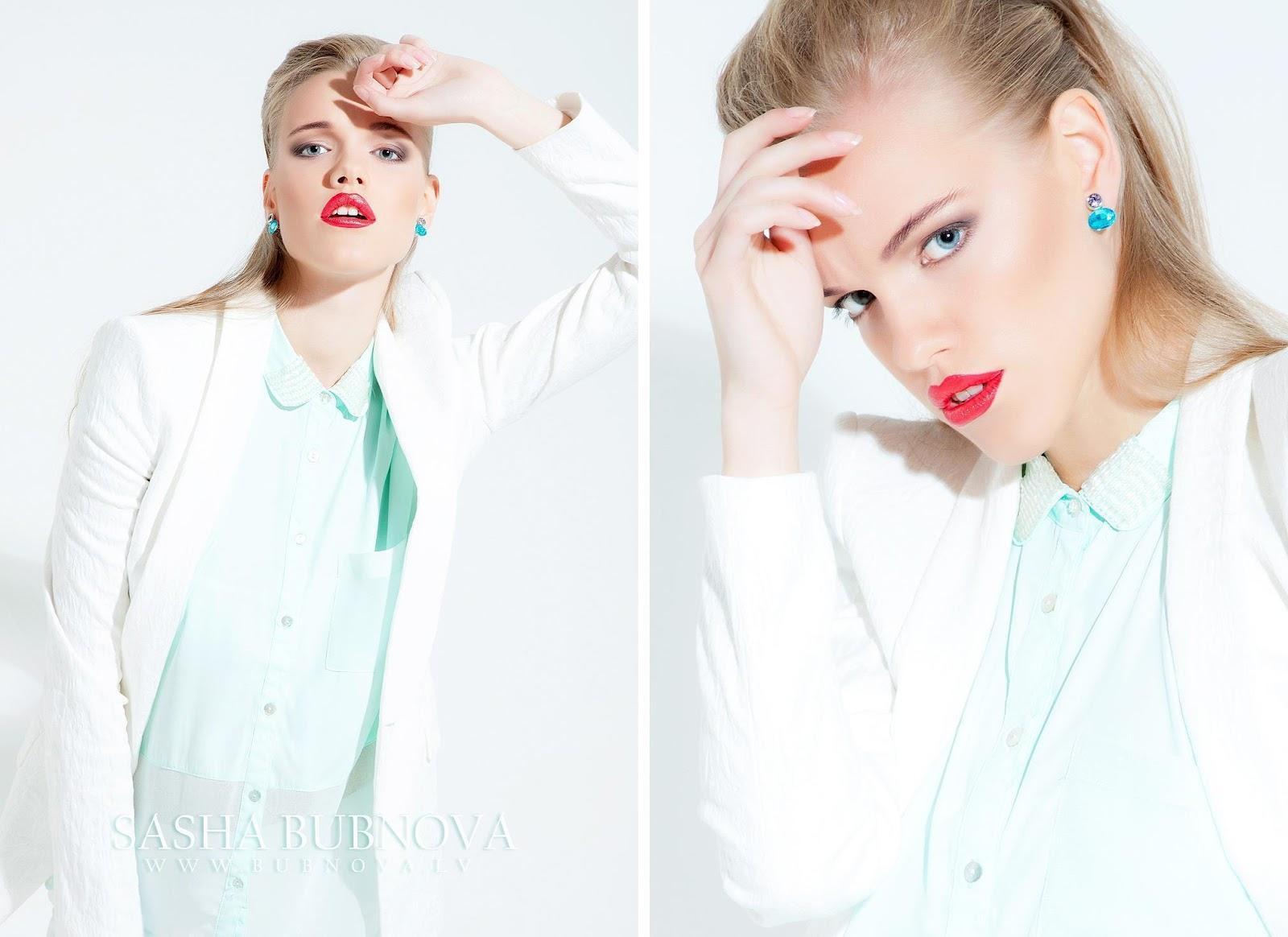 Fashion Photography by Aleksandra Bubnova