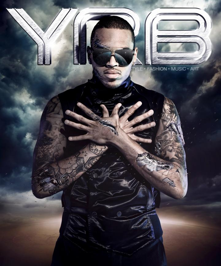 YRB MAGAZINE - CHRIS BROWN
