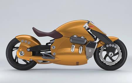 12 Fascinating Motorcycles - Oddee.com (awesome motorcycles, amazing motorcycles)