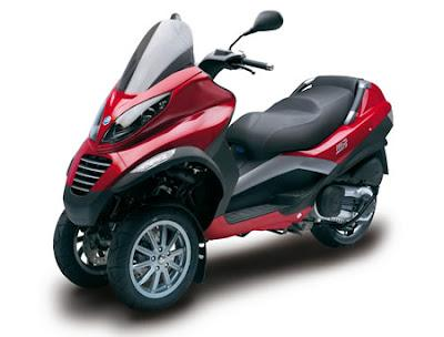 Motorcycles: Amazing Piaggio Mp3 400ie Bikes - Car and Motorcycle