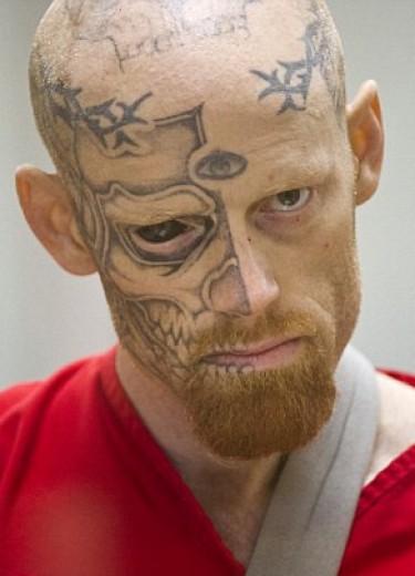 Foto Usa, paura in tribunale: il criminale assomiglia a Terminator - 1 di 5 - Repubblica.it