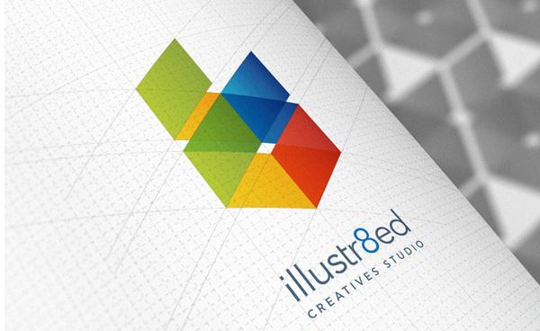 illustr8ed Creative Studio Branding