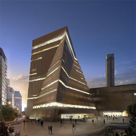 New Tate Modern design | Architecture | Wallpaper* Magazine: design, interiors, architecture, fashion, art