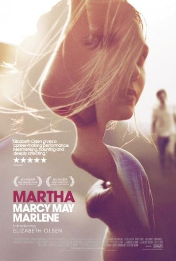 Martha Marcy May Marlene Movie Poster #4 - Internet Movie Poster Awards — Designspiration