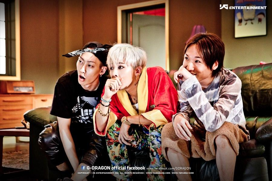 "G-Dragon Official Facebook ""CrayOn"" MV Photos [PHOTOS] 
