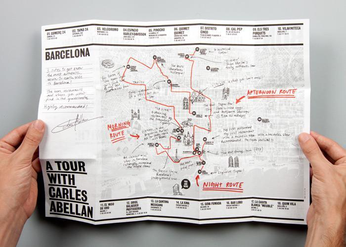 Carles Abellan / Identitat Bravo / Identitat