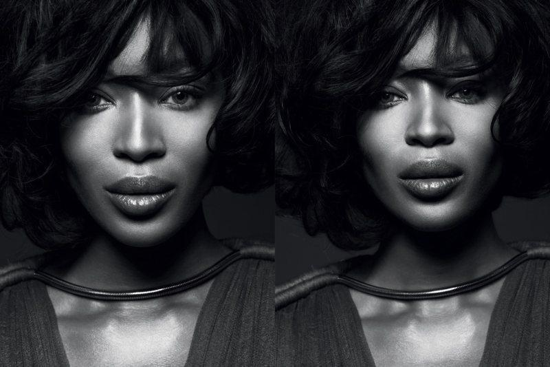 Naomi Campbell by Jan Welters
