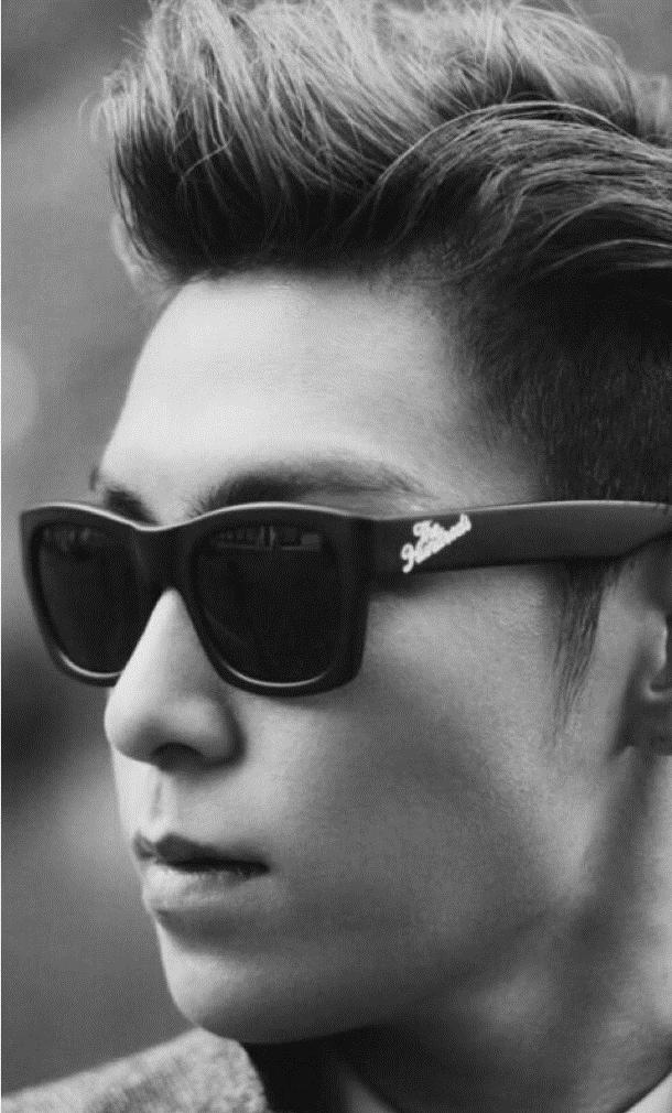 Memories from London: T.O.P [PHOTOS] | bigbangupdates