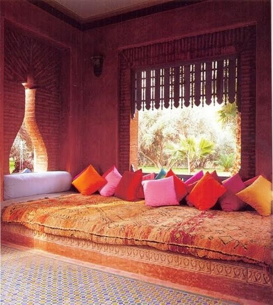 I Dream of Home / pillows