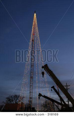 Industrial Christmas Stock Photo - 318169 | Bigstock