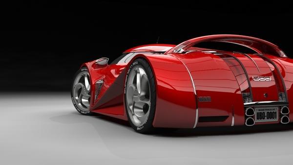 UBO - Concept Car