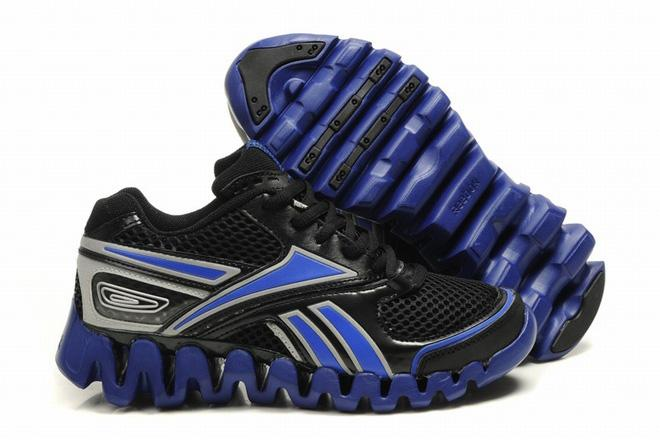 cheap black and blue reebok zig fuel womens sneakers, buy new shoes reebok low price