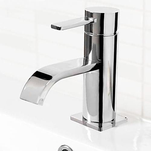 Contemporary Centerset Bathroom Sink Faucet – FaucetSuperDeal.com