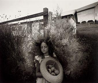 SALLY MANN (B. 1951) | Yard Eggs, 1991 | Photographs Auction</li> | 1990s, Photographs | Christie's