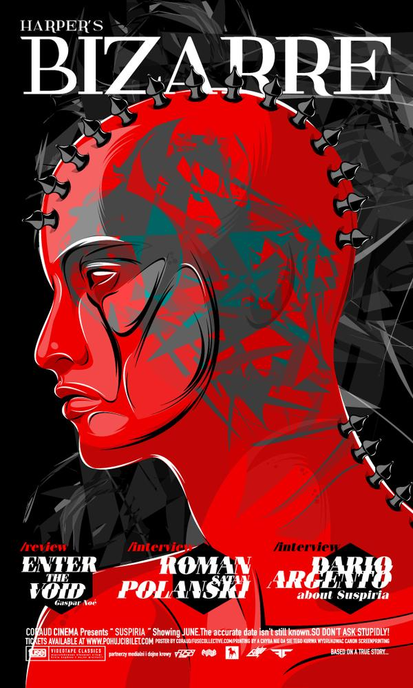 Impressive Vector Posters by Michal Bialogrzywy | inspirationfeed.com