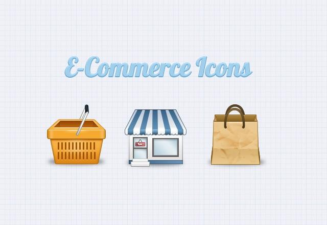 Free E-Commerce Icons | MediaLoot