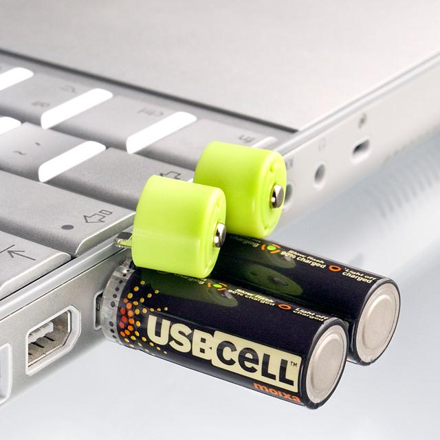 USBCell Batteries | Fancy Crave