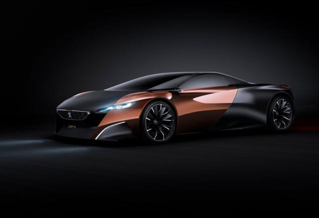 Peugeot Onyx - Fubiz ™
