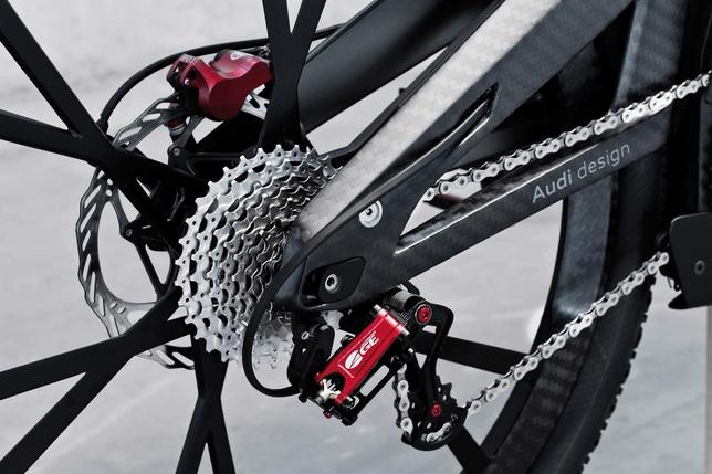 Beautiful and Powerful: Audi's E-Bike Wörthersee : Page 6 : TreeHugger