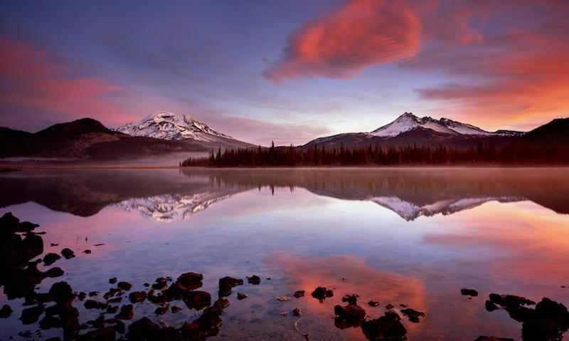 Landscape Photography by Mike Putnam