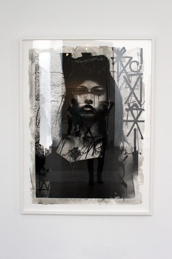 In LA: Retna @ Michael Kohn Gallery